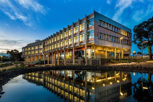 Bioscience Research Centre compressed
